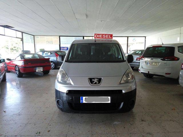 Reservado***Peugeot Partner 2012 hdi 90cv sx plus
