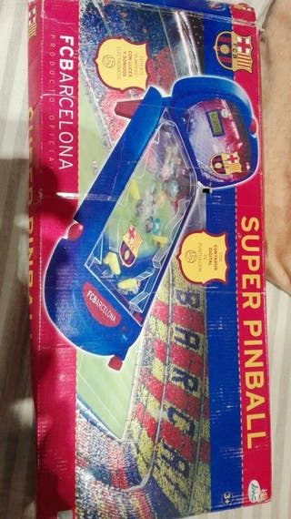 juego pinball del Barça