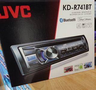 JVC KD-R741BT