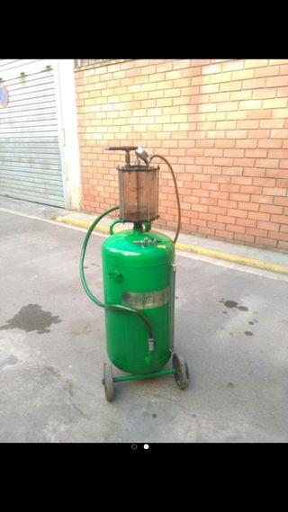 Extractor de aceite de motores p