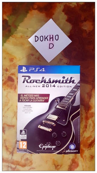 Rocksmith All-new 2014 Edition PS4