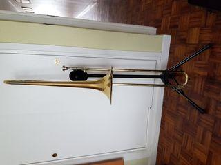 trombon de varas