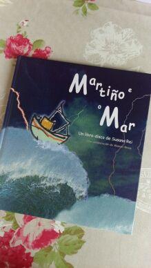 LIBRO MARTIÑO E O MAR