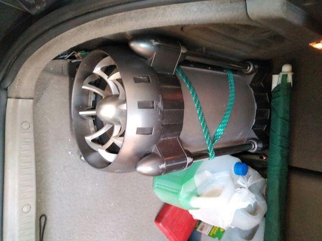 SUBWOOFER JBL BTX 250 TUBO ACTIVO