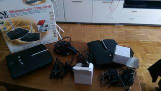 wireles audio/video sender