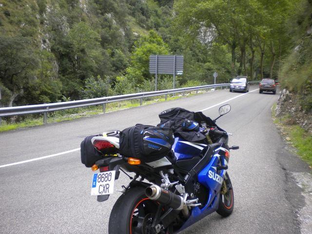 alforjas/maletas de moto