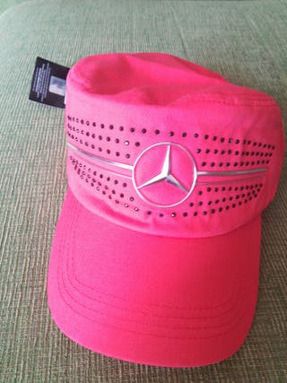 Gorra Mercedes-Benz