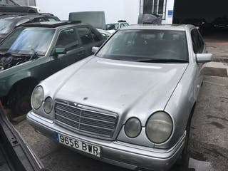 Despiece Mercedes 300d w210