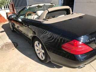 Mercedes-Benz SL 2005