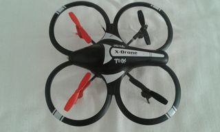 Dron con videocamara xdrone practicamente nuevo