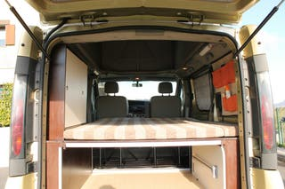 Renault Trafic camper