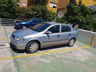 Vendo coche Opel Astra