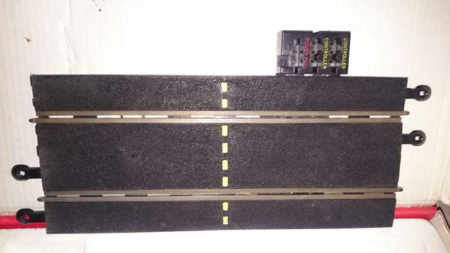 recta conexión scalextric