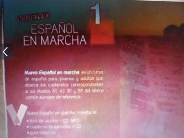 libros de español agencia ele a1 + CD