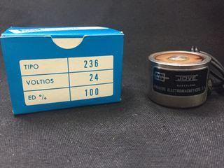 Electroimán Jove 236 de 24v 8kg de fuerza NUEVO