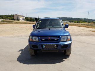 Mitsubishi Montero did 3.2