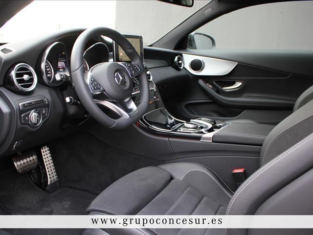 MERCEDES-BENZ Clase C Coupé 220d 9G-Tronic