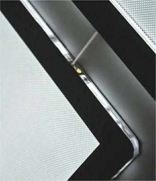 Carpetas iluminadas LED A3 A4