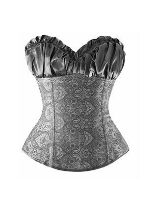 corset vestir plata