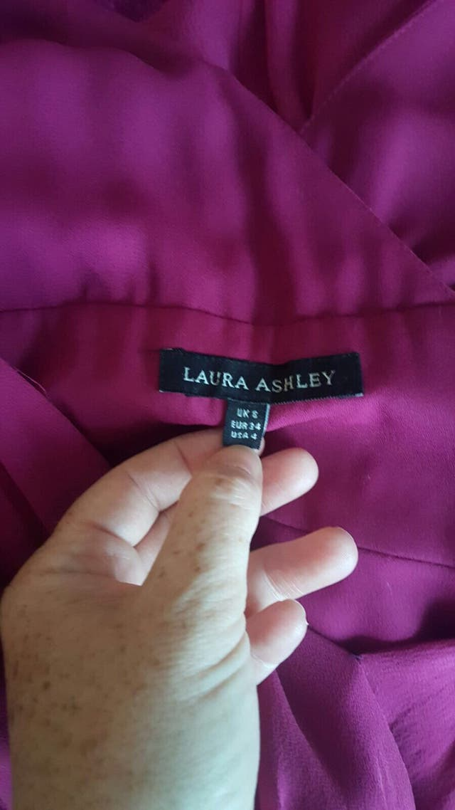Asombroso Laura Ashley Vestidos De Novia Friso - Ideas de Estilos de ...