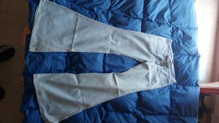 Pantalones tejanos