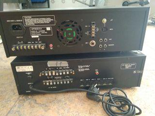 2 Amplificadores