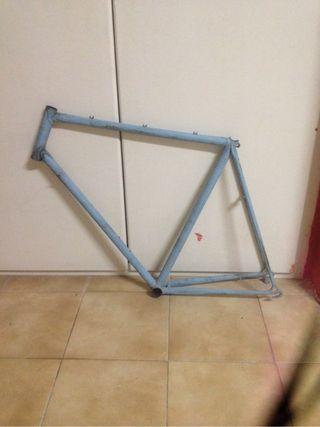 Cuadro de Bicicleta.