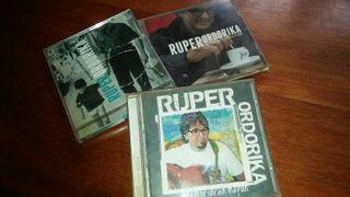 Ruper Ordorika CD