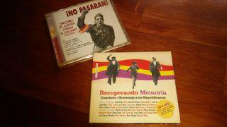 Memoria Republicana. CD