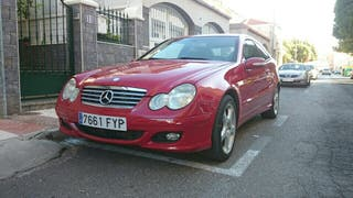 Mercedes-benz Clase C 200 cdi sport coupe