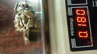 pulsera eslabones plata
