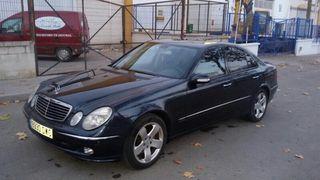 Mercedes-benz Clase E 270 avangarde 2002