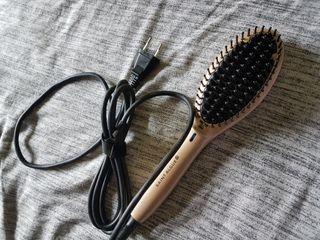 Peine alizador de pelo