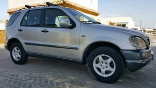 Mercedes-Benz ML 3.2 gasolina 7 plazas
