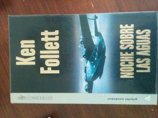Libro Noche sobre las aguas