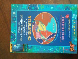 diccionario oficial chiquitistan