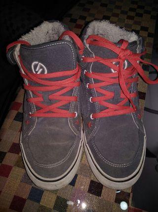 zapatillas oxelo