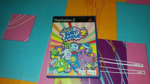 super bust a move 2 PS2