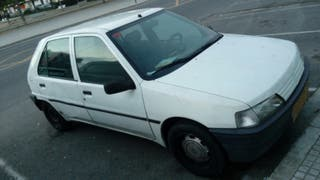 Peugeot 106 1.4 diesel 50CV año finales de 1993