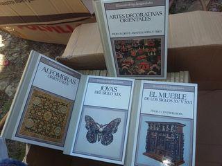Coleccion completa de libros el mundo de las antiguedade