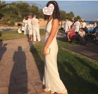 Vestido boho#novia #eventos#fiesta