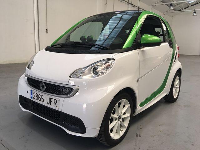 smart fortwo electrico drive 75 cv
