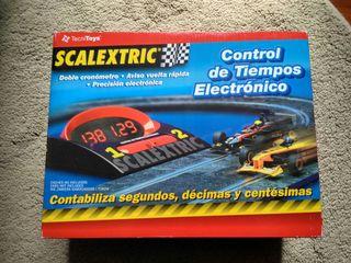 Scalextric Control De Tiempos
