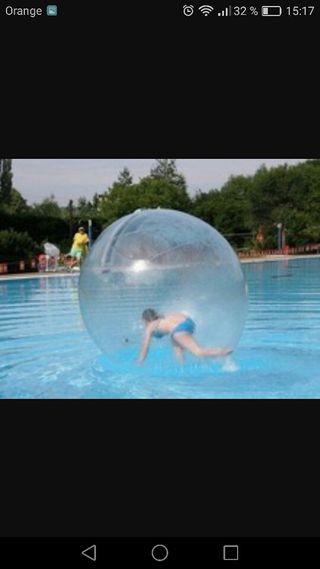 bola humana (watherball)