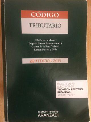 Libro Codigo Tributario
