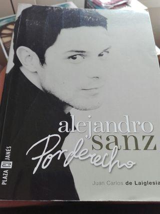 Alejandro Sanz Libro