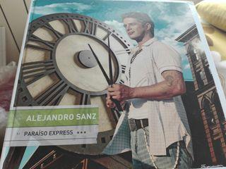 Disco libro Paraíso Express