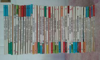 coleccion novelas
