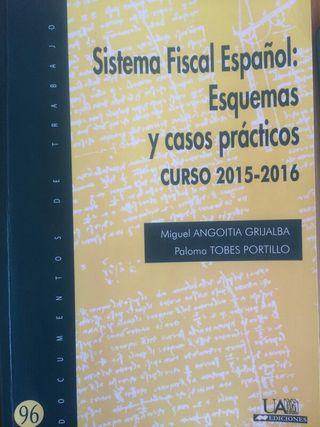Libro sistema y casos practicos del sistema fiscal