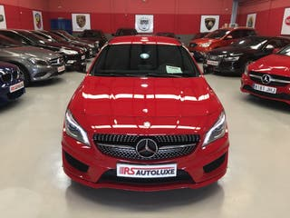 Mercedes-Benz Clase CLA 220 Cdi AMG completo 2016